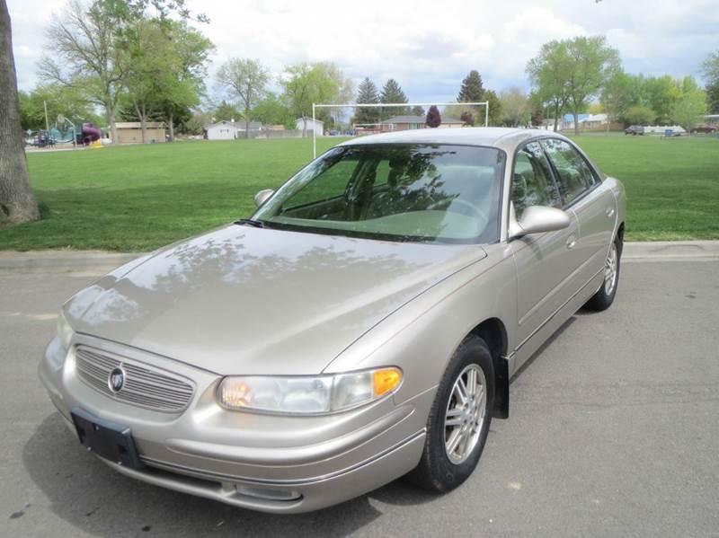 2003 Buick Regal for sale at Pioneer Motors in Twin Falls ID
