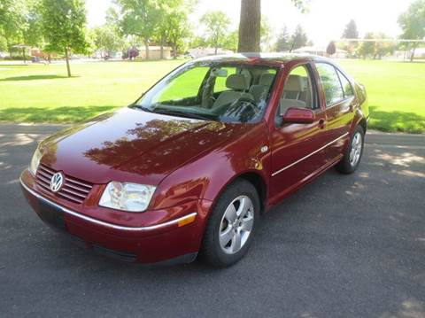 2004 Volkswagen Jetta for sale at Pioneer Motors in Twin Falls ID