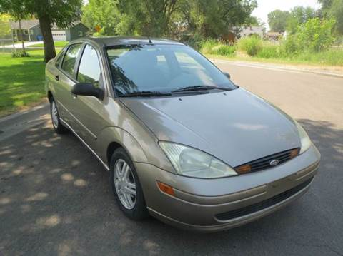 2003 Ford Focus for sale at Pioneer Motors in Twin Falls ID