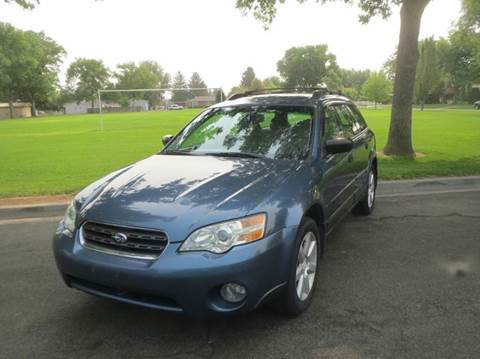 2006 Subaru Outback for sale at Pioneer Motors in Twin Falls ID