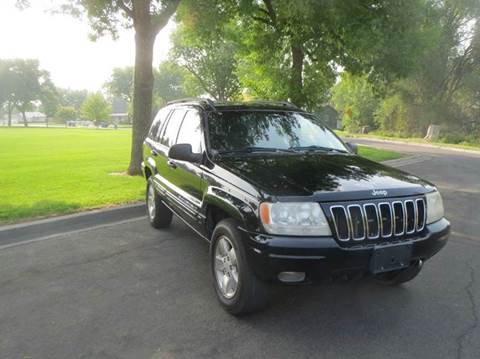2001 Jeep Grand Cherokee for sale at Pioneer Motors in Twin Falls ID
