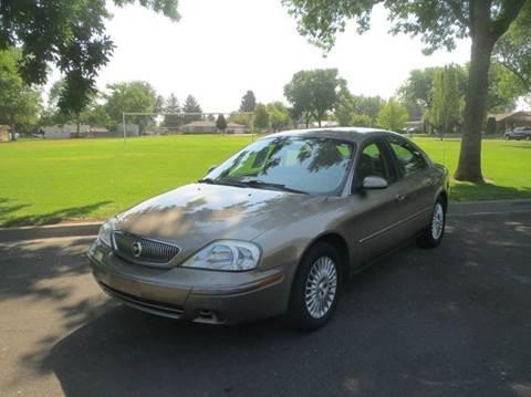 2004 Mercury Sable for sale at Pioneer Motors in Twin Falls ID