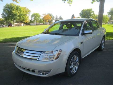 2008 Ford Taurus for sale at Pioneer Motors in Twin Falls ID