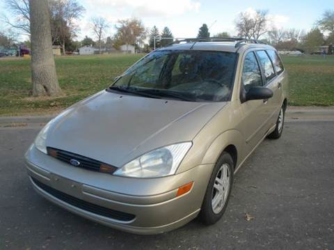 2000 Ford Focus for sale at Pioneer Motors in Twin Falls ID