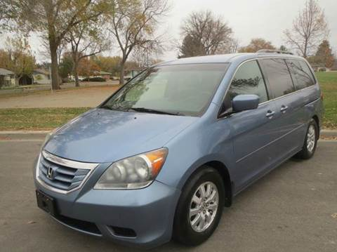 2010 Honda Odyssey for sale at Pioneer Motors in Twin Falls ID