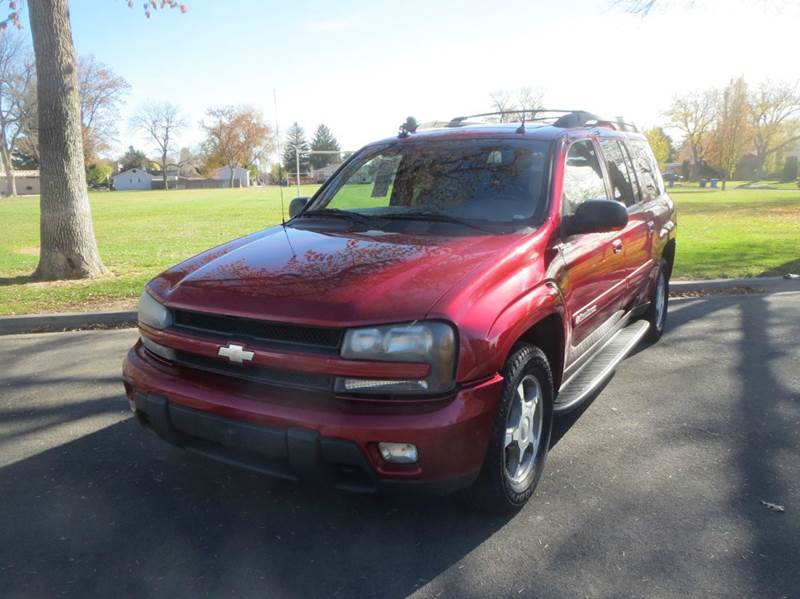 2004 Chevrolet TrailBlazer EXT for sale at Pioneer Motors in Twin Falls ID