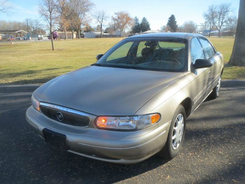 1999 Buick Century for sale at Pioneer Motors in Twin Falls ID