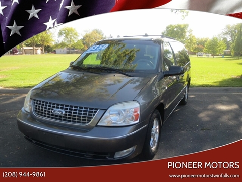 2006 Ford Freestar for sale in Twin Falls, ID