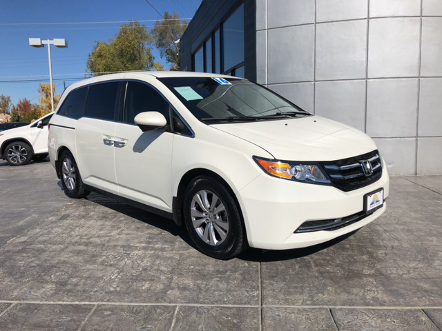 2016 Honda Odyssey for sale at Berge Auto in Orem UT