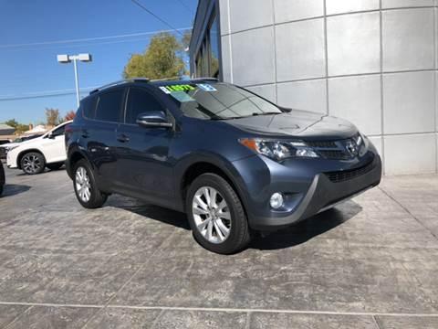 2013 Toyota RAV4 for sale at Berge Auto in Orem UT