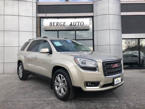 2015 GMC Acadia for sale at Berge Auto in Orem UT