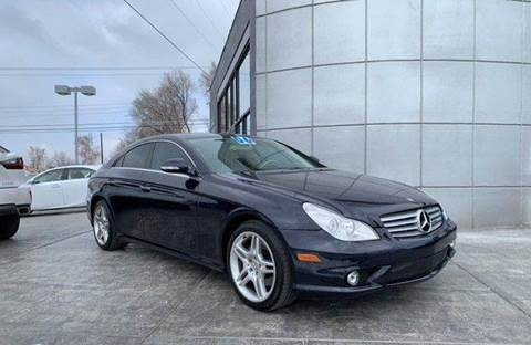 2006 Mercedes-Benz CLS for sale at Berge Auto in Orem UT