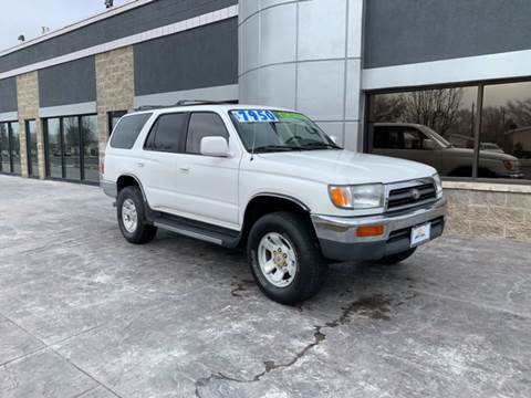 1997 Toyota 4Runner for sale at Berge Auto in Orem UT