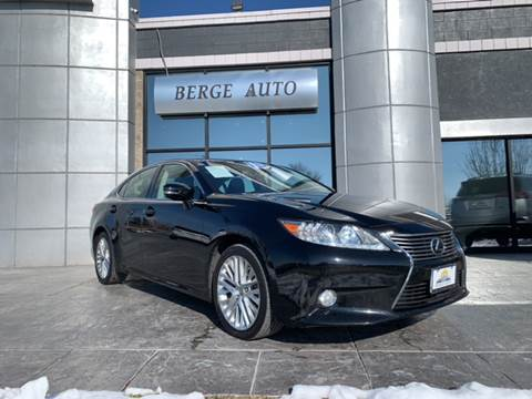 2013 Lexus ES 350 for sale at Berge Auto in Orem UT