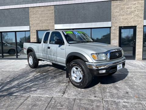 2002 Toyota Tacoma for sale at Berge Auto in Orem UT