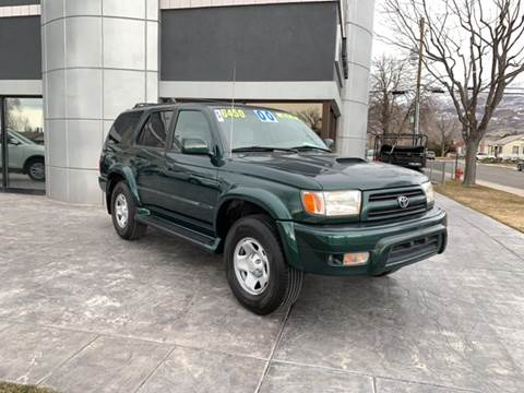 2000 Toyota 4Runner for sale at Berge Auto in Orem UT