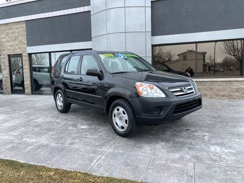 2005 Honda CR-V for sale at Berge Auto in Orem UT