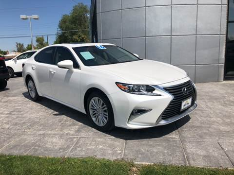 2016 Lexus ES 350 for sale at Berge Auto in Orem UT
