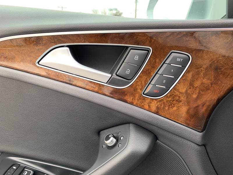 2015 Audi A6 AWD 2.0T quattro Premium Plus 4dr Sedan - Orem UT