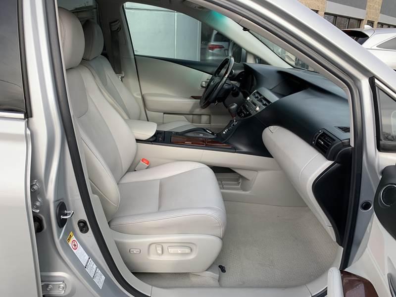 2011 Lexus RX 350 AWD 4dr SUV - Orem UT
