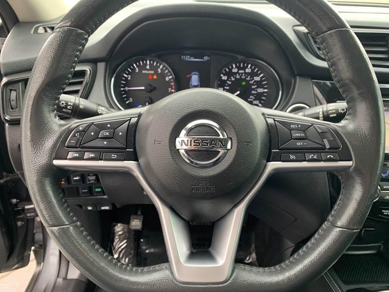 2017 Nissan Rogue Hybrid SL 4dr Crossover - Orem UT