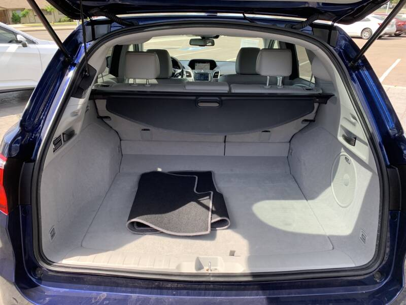 2018 Acura RDX AWD 4dr SUV w/Advance Package - Orem UT