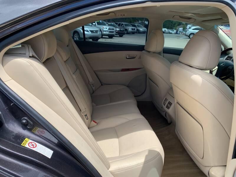 2012 Lexus ES 350 4dr Sedan - Orem UT