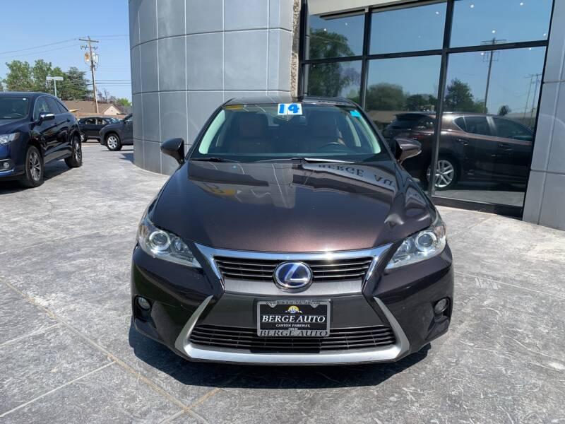 2014 Lexus CT 200h 4dr Hatchback - Orem UT