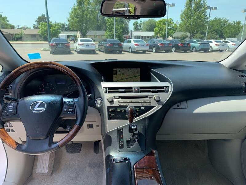 2010 Lexus RX 350 AWD 4dr SUV - Orem UT