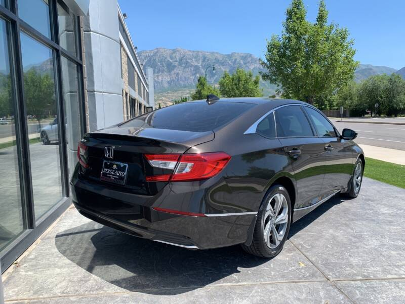 2018 Honda Accord EX-L 4dr Sedan (1.5T I4) - Orem UT