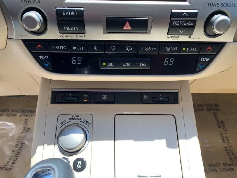 2014 Lexus ES 300h 4dr Sedan - Orem UT