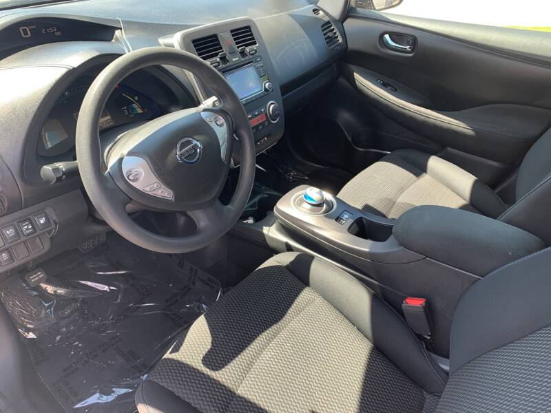 2016 Nissan LEAF S-24 4dr Hatchback - Orem UT