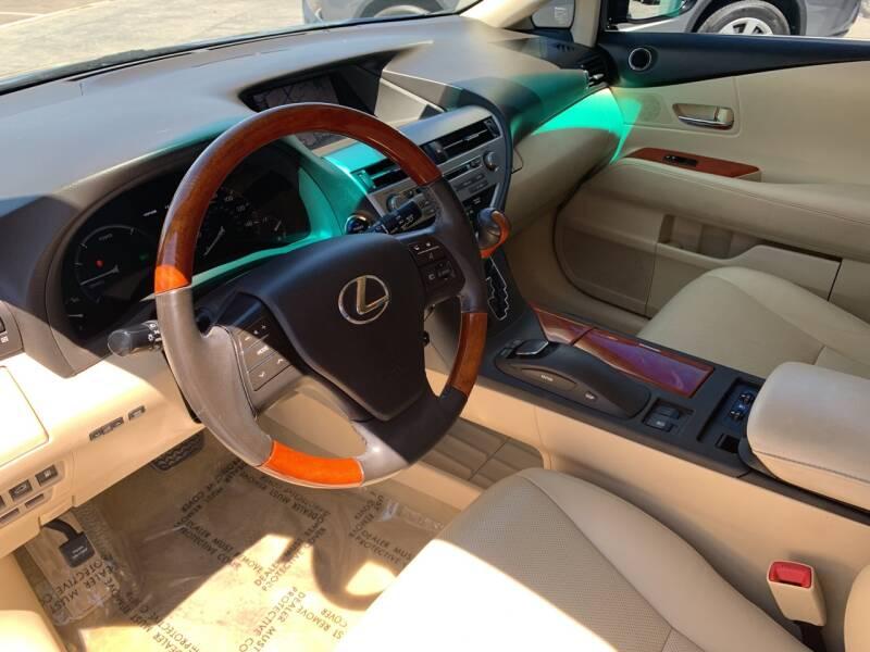 2012 Lexus RX 450h 4dr SUV - Orem UT