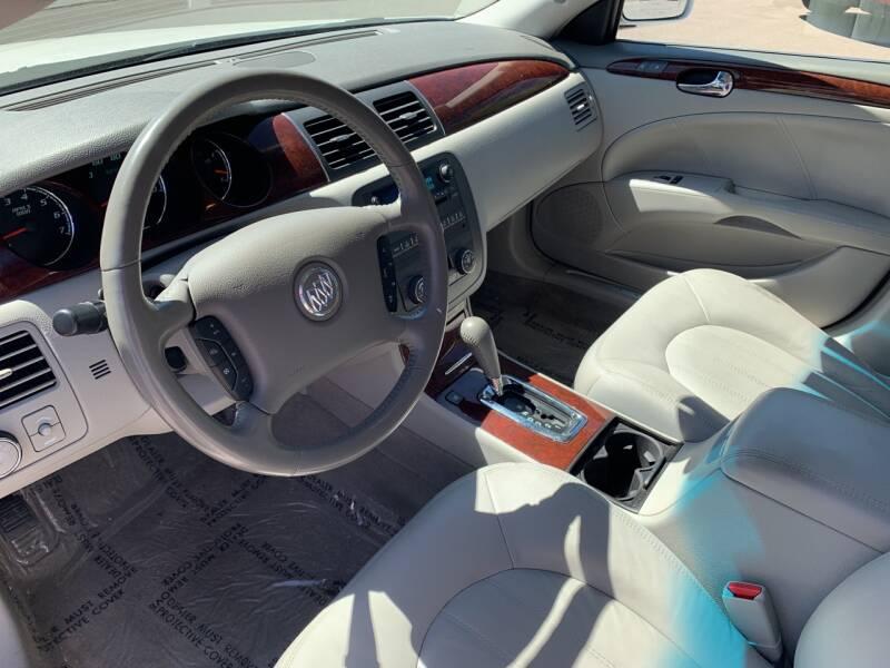 2010 Buick Lucerne CXL 4dr Sedan w/3XL - Orem UT