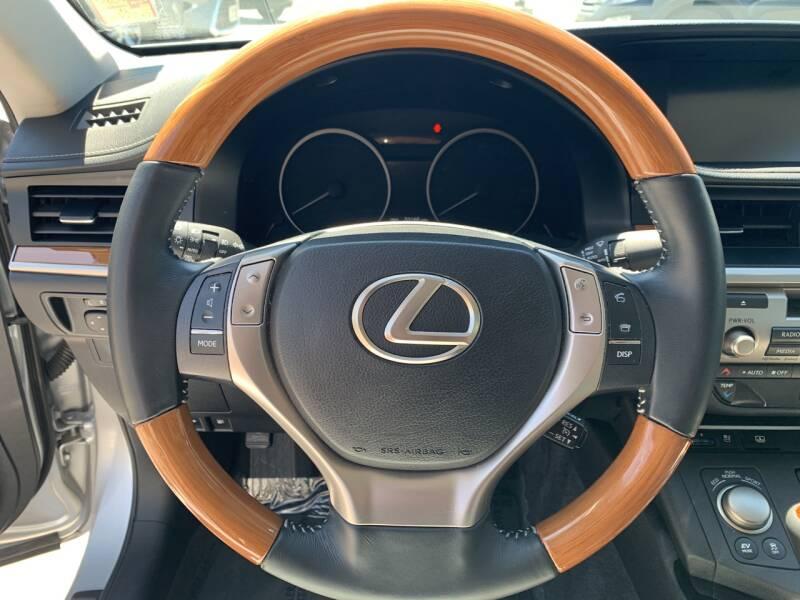 2013 Lexus ES 300h 4dr Sedan - Orem UT