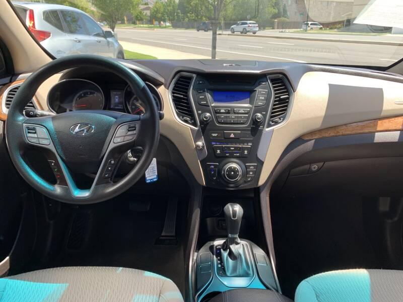 2015 Hyundai Santa Fe Sport AWD 2.4L 4dr SUV - Orem UT