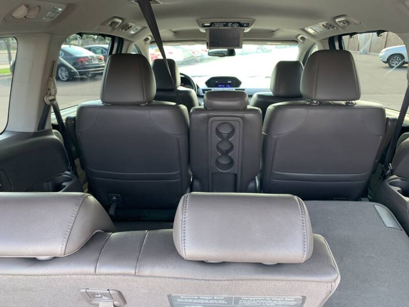 2011 Honda Odyssey EX-L 4dr Mini-Van w/DVD - Orem UT