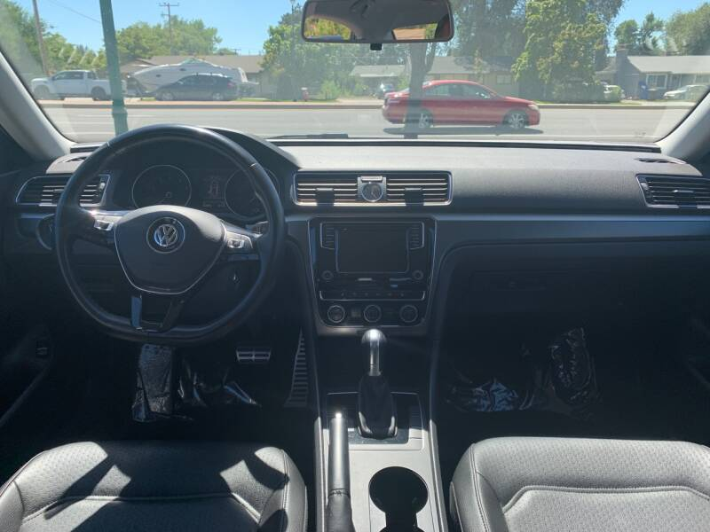 2017 Volkswagen Passat 1.8T R-Line 4dr Sedan - Orem UT