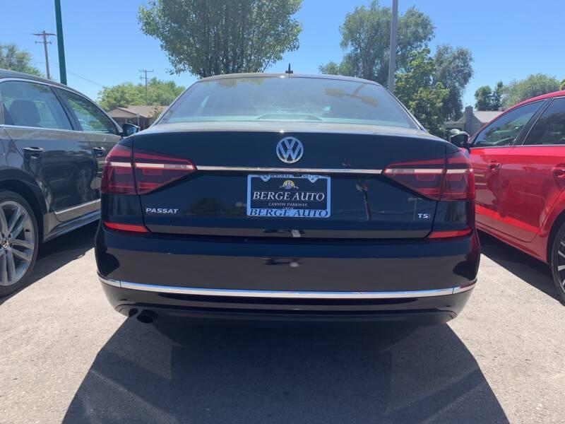 2017 Volkswagen Passat 1.8T S 4dr Sedan - Orem UT
