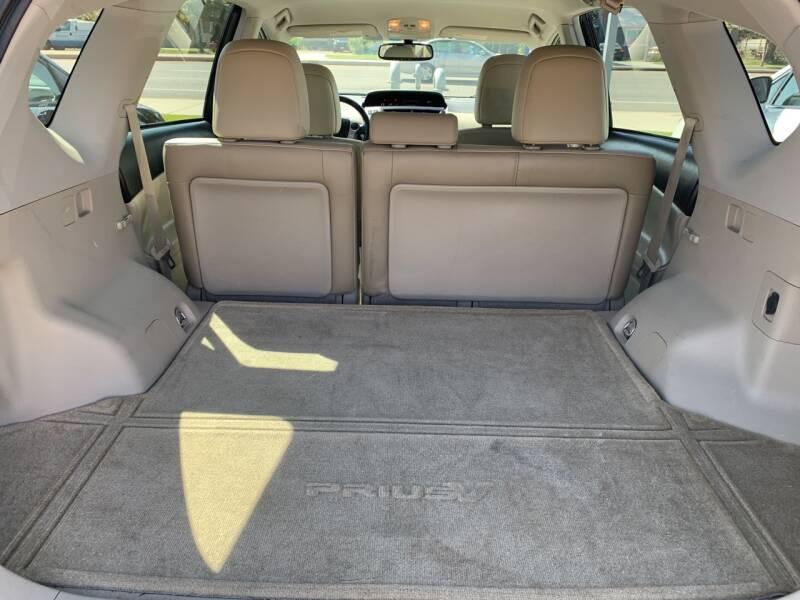 2016 Toyota Prius v Five 4dr Wagon - Orem UT