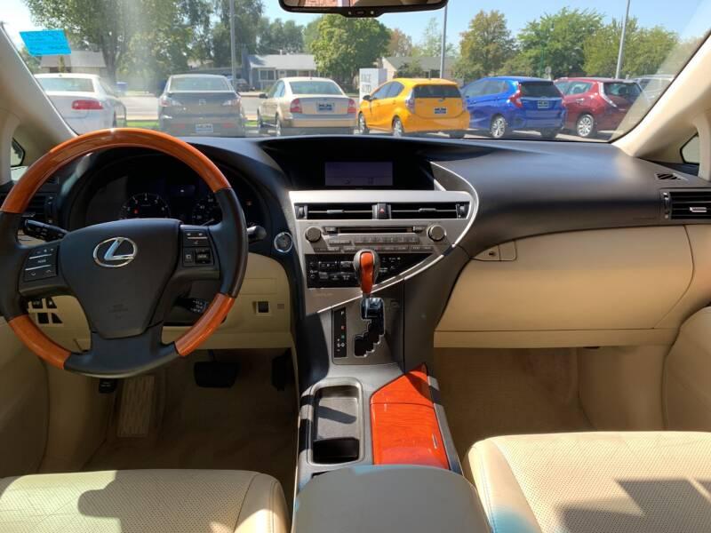 2010 Lexus RX 350 4dr SUV - Orem UT