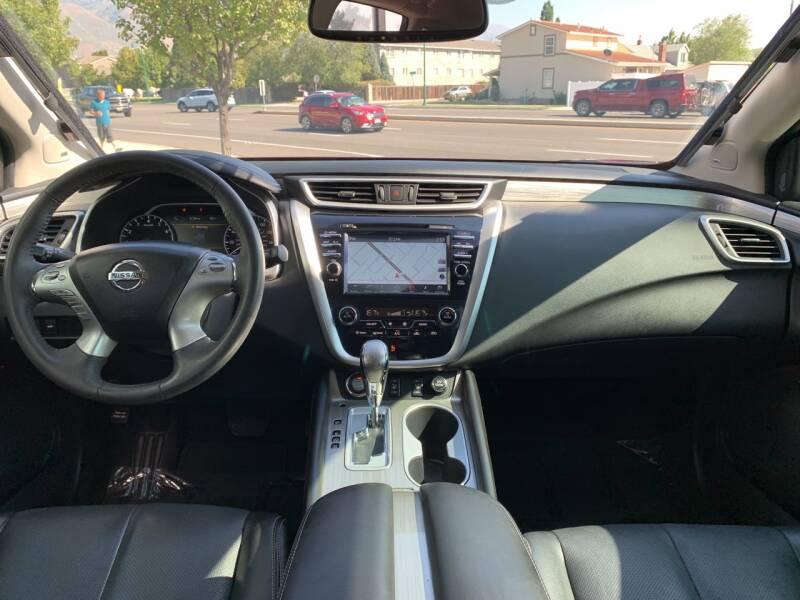 2017 Nissan Murano AWD SL 4dr SUV (midyear release) - Orem UT