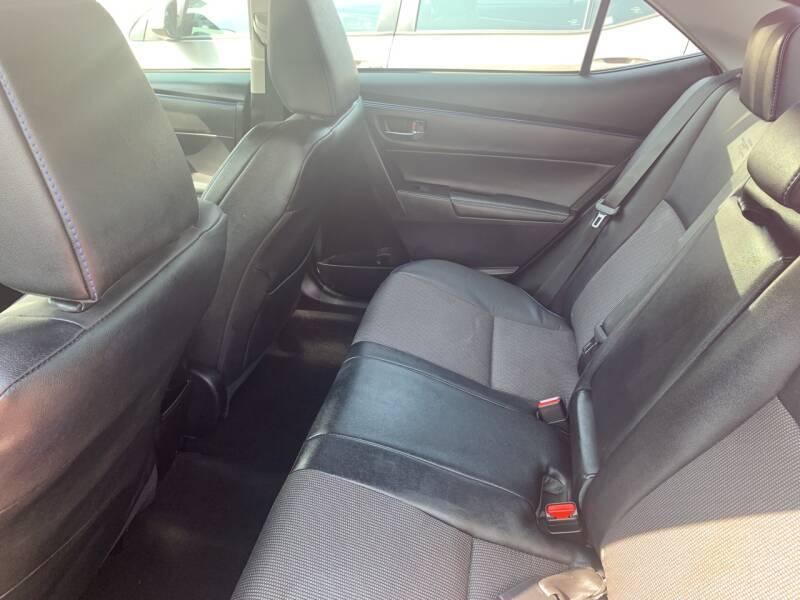 2019 Toyota Corolla SE 4dr Sedan CVT - Orem UT