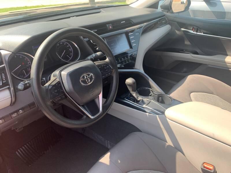 2019 Toyota Camry LE 4dr Sedan - Orem UT