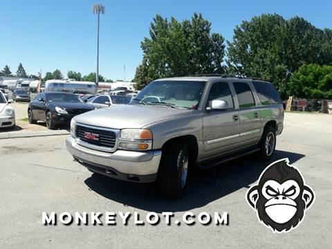 2001 GMC Yukon XL for sale in Boise, ID