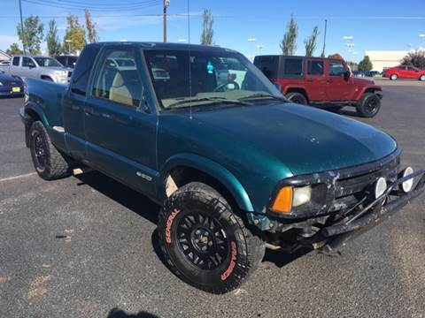 1997 Chevrolet S-10 for sale in Boise, ID