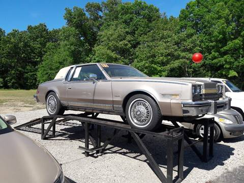 1985 Oldsmobile Toronado for sale in Michigan City, IN