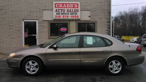 2002 Ford Taurus for sale in Michigan City, IN