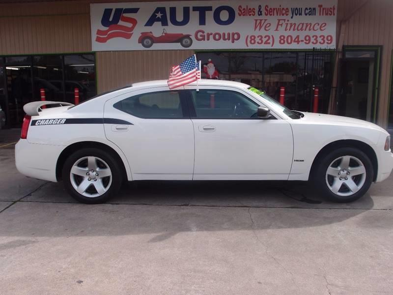 2010 dodge charger police 4dr sedan in south houston tx us auto. Cars Review. Best American Auto & Cars Review
