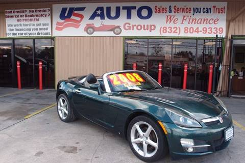 2008 Saturn SKY for sale in South Houston, TX